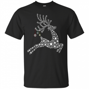 Christmas Reindeer Shirt Merry Christmas Deer T-shirt T-Shirt & Hoodie