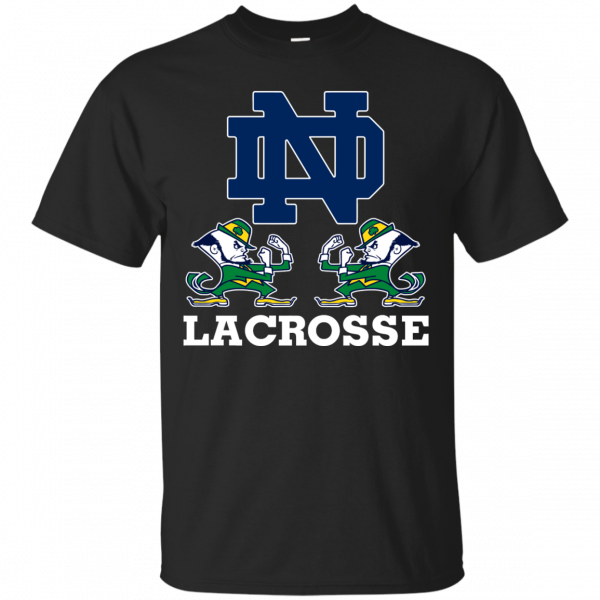 Fighting Irish Shirt – Irish Shirt – Notre Dame Lacrosse T-Shirt & Hoodie